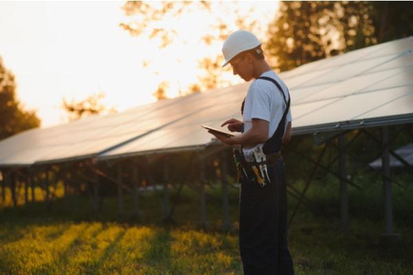 solaire renouvelable